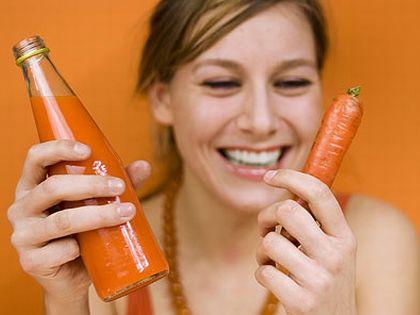 Ételek, amelyek megváltoztatják a bőr színét