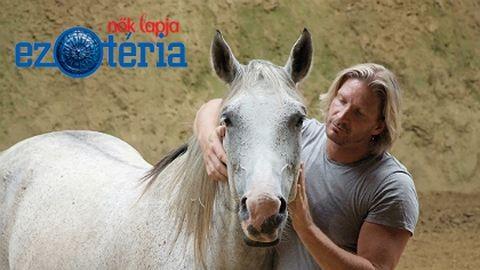 """Pintér Tibor: """"Előző életemben talán ló lehettem"""""""