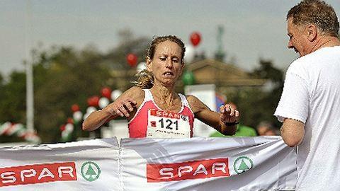Rekordot döntöttek a magyar futók