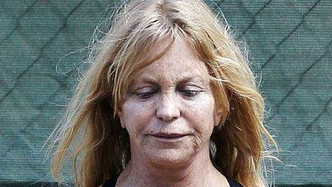 Ráismersz? Így néz ki a 67 éves Goldie Hawn smink és botox nélkül – fotó