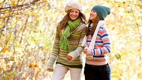 Így marad szép a gyapjúruhád
