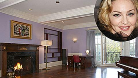 Nézz be Madonna lakásába!