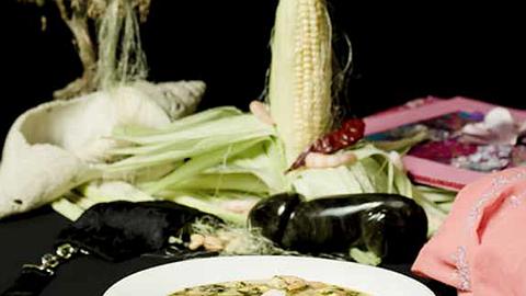 Vágykeltő recept: Rákleves kukoricával és szójaszósszal