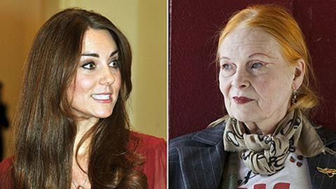 Beszólt Kate Middletonnak a világhírű divatguru