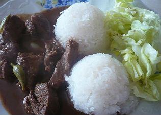 Ránézésre rendes rizsnek tűnik