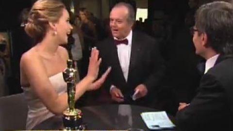 Van még az Oscarnak őszinte pillanata – videó