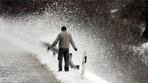 Az évszázad hóvihara márciusban - a legszerencsésebb túlélők