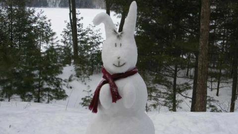 Ami még nem volt: húsvét karácsonykor