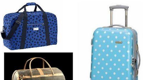 10 csajos bőrönd és táska utazáshoz