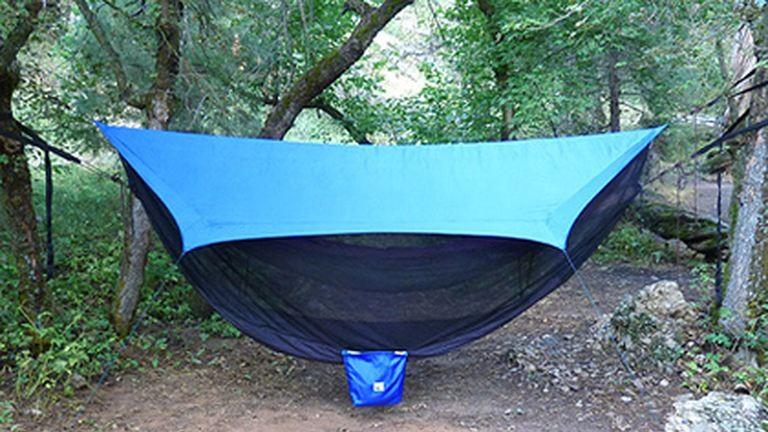 Kényelmesebben alhatsz a fordított sátorban