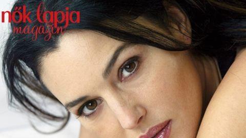 """Monica Bellucci: """"Tetszik az öregedés"""""""