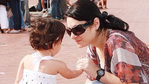 Szingli anyuka nyara: Egyedül egész nyáron át