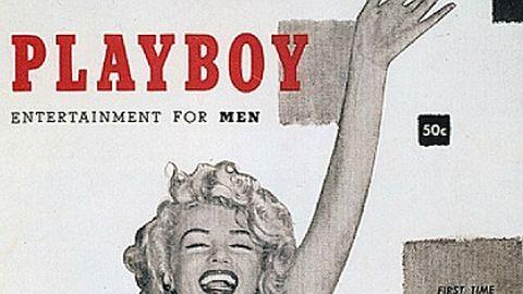 Így nézett ki az első Playboy-címlap