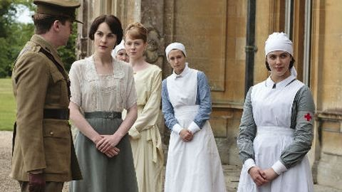 Downton Abbey - itt a 3. évad!