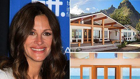 Less be Julia Roberts édeni tengerparti házába!