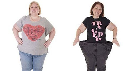 Fotónapló: 80 kilót fogyott egy év alatt