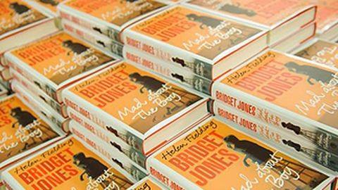 Óriási baki az új Bridget Jones könyvben