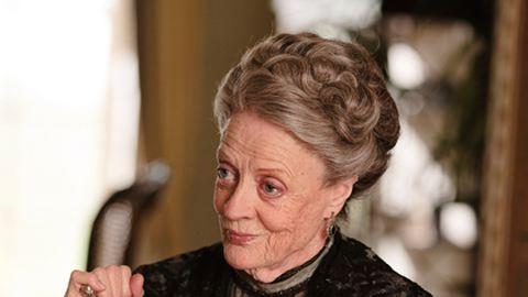 """Maggie Smith: """"nagy teher lehet szépnek lenni"""""""