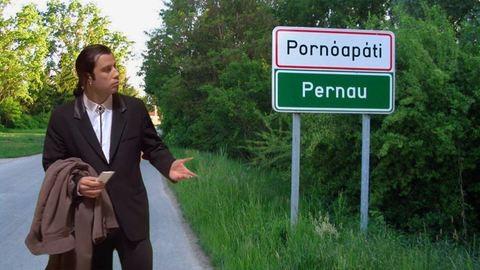 Humoros helységnevek hazánkban