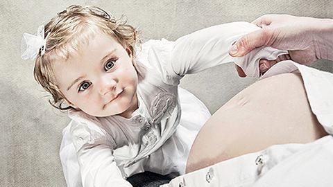 10 különbség az első és a második terhesség között