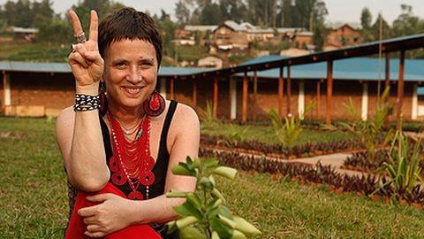 Eve Ensler: A szex mentette meg az életemet