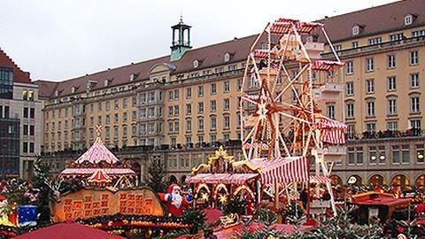 Bécs után az élet – Ilyen a drezdai karácsonyi vásár