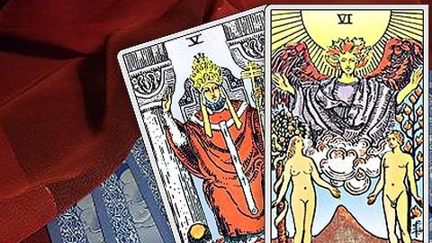 Kérdezd a tarot-kártyát – 3. rész