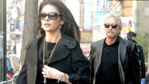 Újra együtt Michael Douglas és Catherine Zeta-Jones – galéria