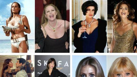 James Bond-lányok akkor és most – 38 fotó