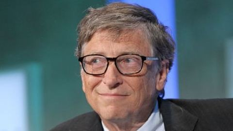 Bill Gatest csodálják a leginkább a világon