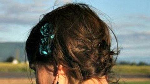 Elképesztő: így néz ki a nő, aki 3 éve nem mosott hajat