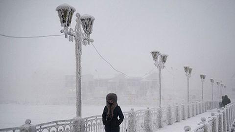 -50 fokban élnek a világ leghidegebb városában – dermesztő fotók