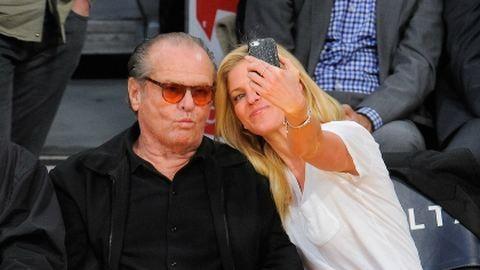 Jack Nicholson még mindig menő – fotó