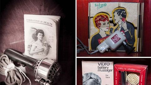Így rezegtek száz éve – vibrátorok a múltból
