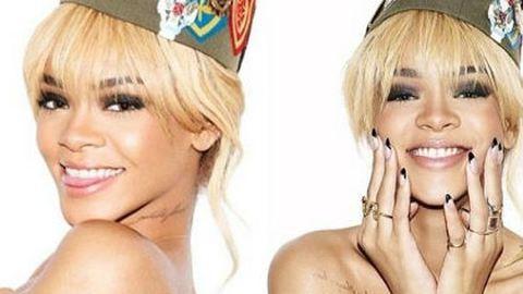 Íme Rihanna újabb átváltozása – fotók
