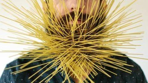 Elképesztő, mi mindent tűz a szakállába! – fotók