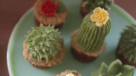 Kaktusznak látszanak, pedig valójában sütik
