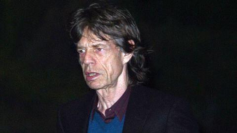 Mick Jagger összetört kedvese halálhíre hallatán