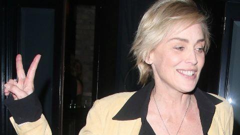 Sharon Stone-on nem fog az idő – fotó