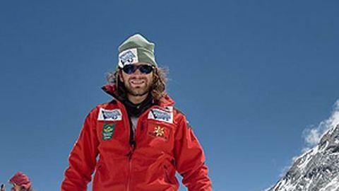 A Mount Everest oxigénpalack nélküli megmászására készül Klein Dávid