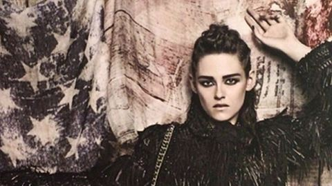 Kristen Stewart újat mutatott – fotók