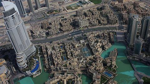 Bekeményít Dubaj