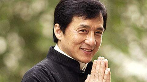 60 éves minden biztosító rémálma, Jackie Chan