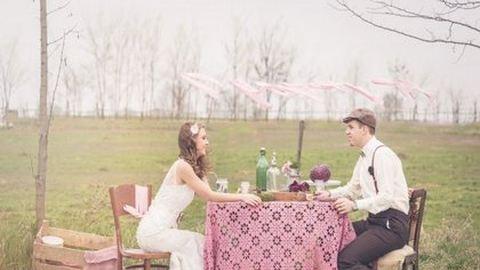 Ez kell egy vintage esküvői fotózáshoz