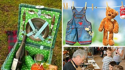 Programok hétvégére: medvehagyma-fesztivál és Etyeki Piknik