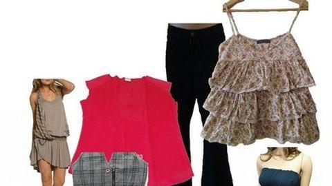 Tavaszi ruhatár pár ezerért