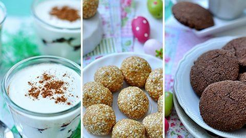 Recept húsvétra: gluténmentes édességek