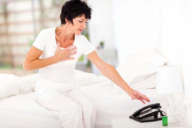 A szívinfarktus hat meglepően ártalmatlan tünete