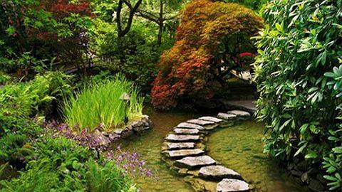 Minden út a kertbe vezet – 15 fantasztikus kerti út