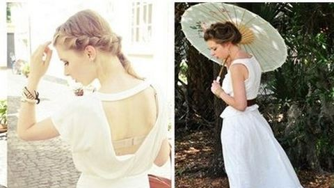 Így viselj fehér ruhákat!